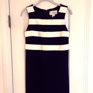 JB by Julie Brown Dress - Black/White - Small